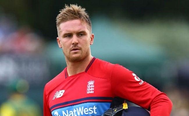इंग्लैंड के बल्लेबाज जेसन रॉय के जूतों में लगा थ्रो और बन गया शर्मनाक वर्ल्ड रिकॉर्ड! टीम भी हारी, Video...