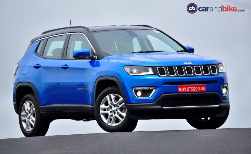 Jeep Compass Suv Pre Bookings Begin In India Ndtv Carandbike