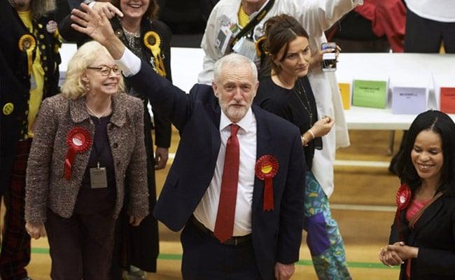 Jeremy Corbyn: Firebrand Symbol Of Britain's Resurgent Left