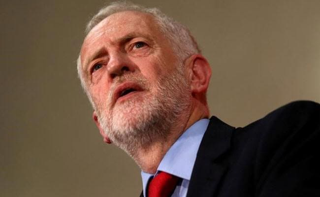 UK Labour Leader Jeremy Corbyn Will 'Try To Force Early Election'