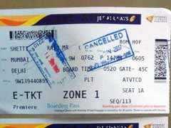 सांसद को मुंबई एयरपोर्ट पर छोड़कर उड़ गया जेट एयरवेज का प्लेन
