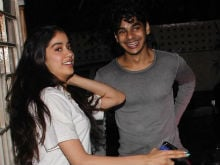 Jhanvi Kapoor And Shahid Kapoor's Brother Ishaan Khattar Went On A Movie Date. Pics Here
