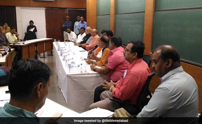 jharkhand ministers iim ahmedabad