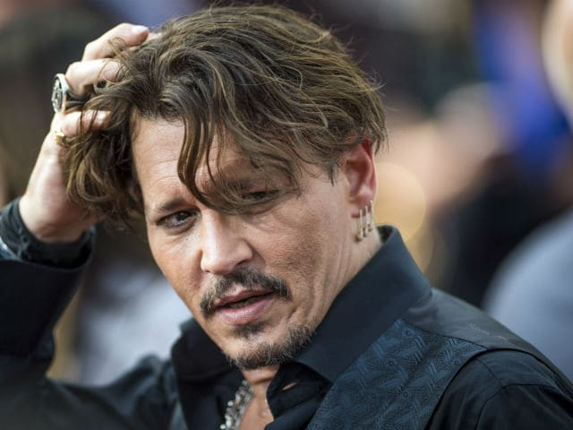 Johnny Depp Asks 'When Was The Last Time An Actor Assassinated A President?'