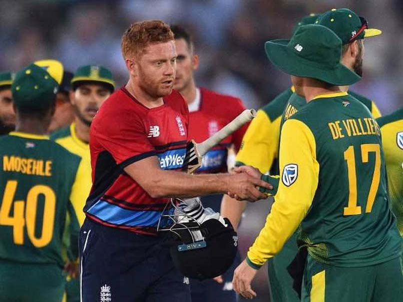 South Africa Beat England By Three Runs To Win 2nd T20