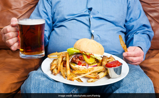 Western Diet Consumption May Increase Risk of Chronic Liver Inflammation in Men