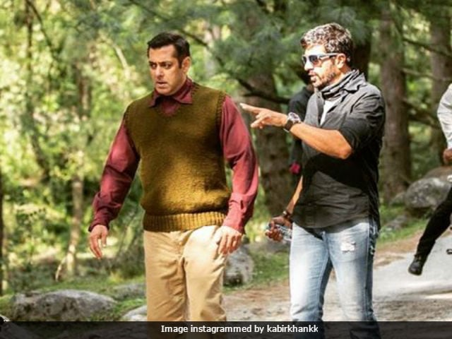Tubelight: How Salman Khan And His Director Spend Their Big Friday