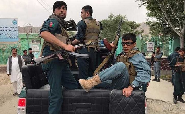 At Least 15 Killed In Blast At Cemetery In Afghan Capital Kabul