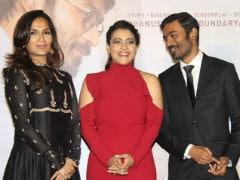 <i>VIP 2</i>: Kajol Says Dhanush 'Lied' To Her. Oops