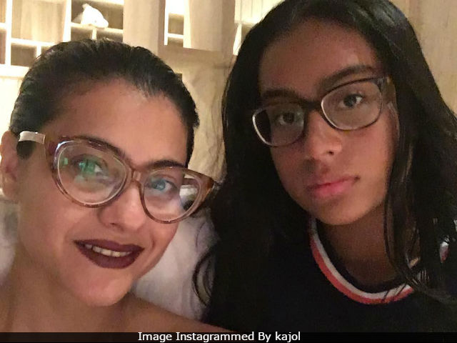 Kajol, Ajay Devgn's Daughter Nysa Will Finish School In Singapore: Reports