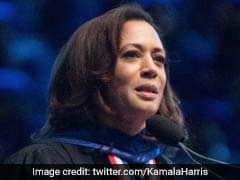 Kamala Harris Calls For Funds To Hike Teacher's Pay