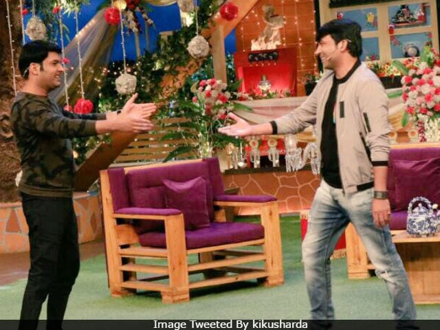 Chandan Prabhakar is back on 'The Kapil Sharma Show'