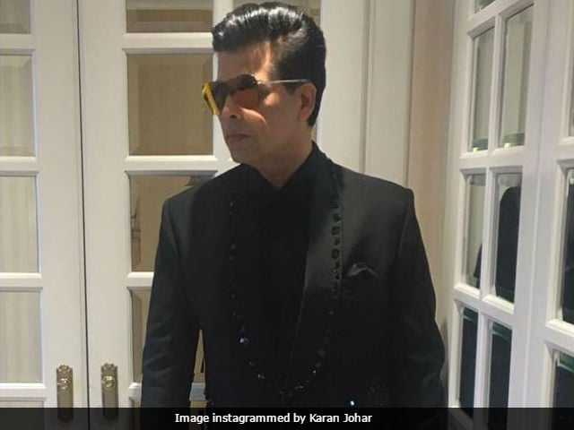 Dear Karan Johar, Thanks For The Gyaan On Selfies, Trolls And The 'Airport Look'