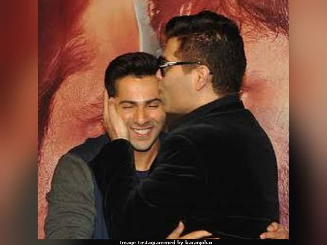 Something About Varun Dhawan Worries Karan Johar A Lot