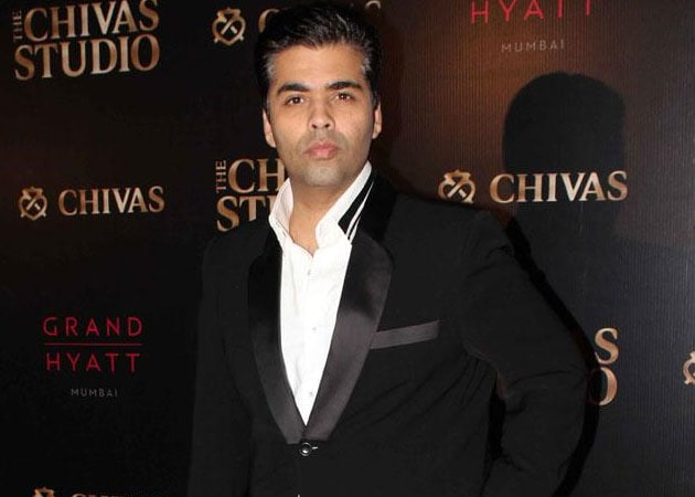 Karan Johar In Burger Vs Salad Dilemma Is All Of Us. Who Needs That Diet Anyway?