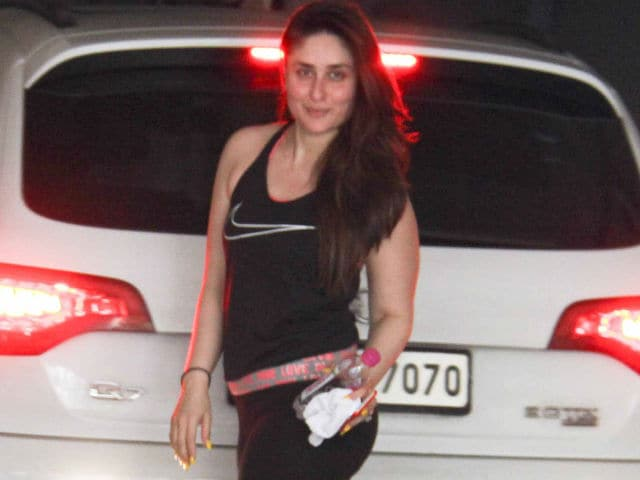 Kareena Kapoor Never Skips Gym. Be Like Kareena Kapoor