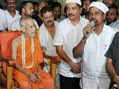 In Wonderful Show Of Harmony, Karnataka Temple's Gesture For Eid