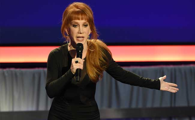 CNN Cuts Ties With Kathy Griffin Amid Controversy Over Comedian's Gruesome Anti-Trump Photo