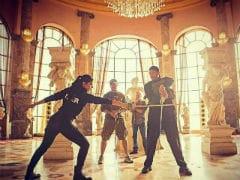 Katrina Kaif Trains For <i>Tiger Zinda</i> Hai Action Scenes In These Pics