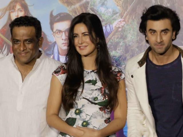 Jagga Jasoos: Katrina Kaif Posts An Adorable Selfie With Ranbir Kapoor And Anurag Basu
