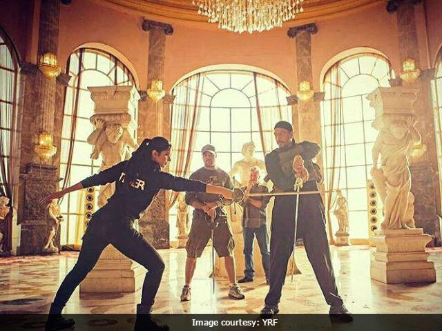 Katrina Kaif Trains For Tiger Zinda Hai Action Scenes In These Pics