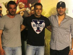 Salman Khan Explains Why Sohail Is A Better Director Than Arbaaz