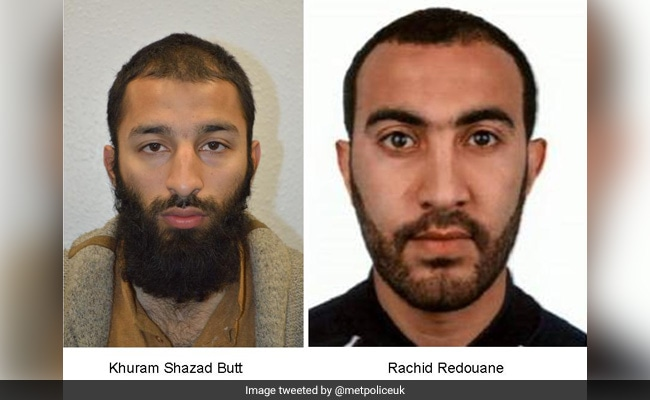 Police Name Two London Attackers As Khuram Butt And Rachid Redouane