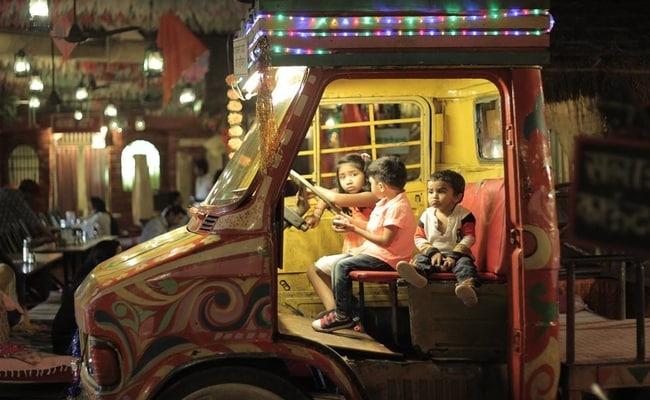 7 great kid friendly restaurants in bengaluru ndtv food for Kid friendly restaurants