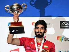 Kidambi Srikanth Outclasses Olympic Champion Chen Long To Clinch Australian Open Super Series Title