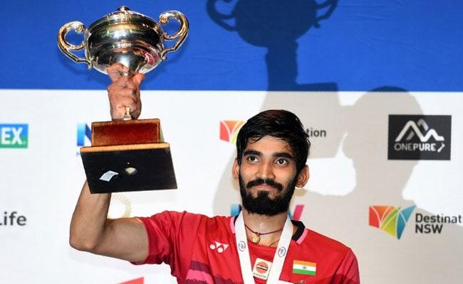 किदाम्बी श्रीकांत ने ऑस्ट्रेलिया ओपन सुपर सीरीज़ में रचा इतिहास, ओलिम्पिक चैम्पियन को हराकर जीता खिताब