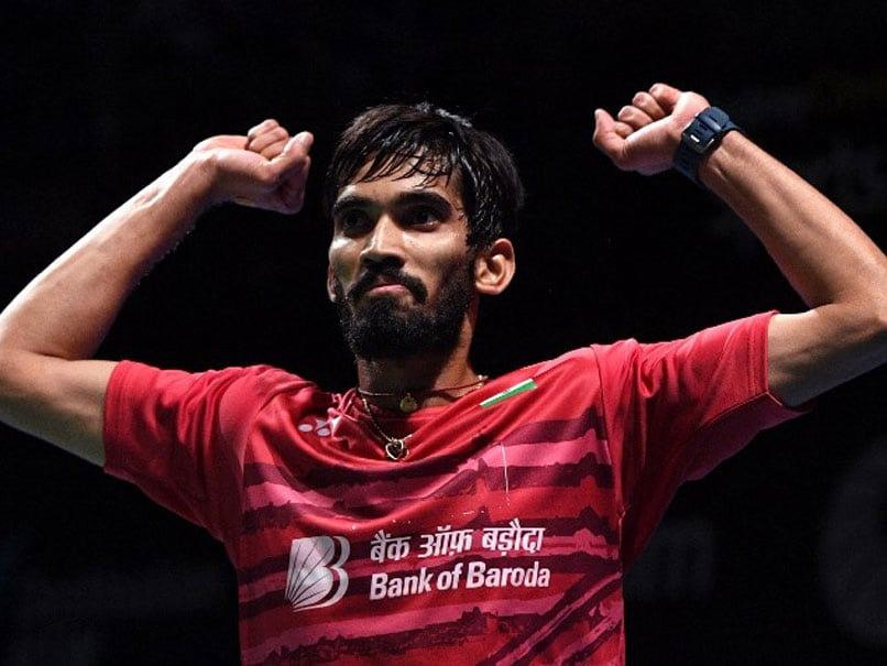 Kidambi Srikanth, PV Sindhu Lead India's Hunt For Elusive Gold At World Championships