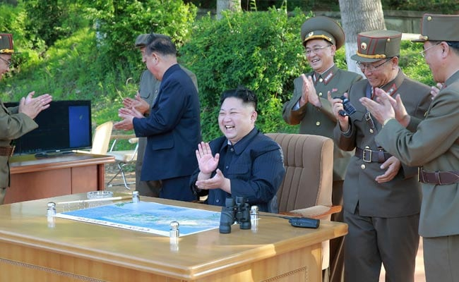 North Korea To Test Ballistic Missile Soon: Report