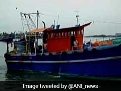 Cargo Ship Hits Fishing Boat Off Kochi Coast, 2 Dead