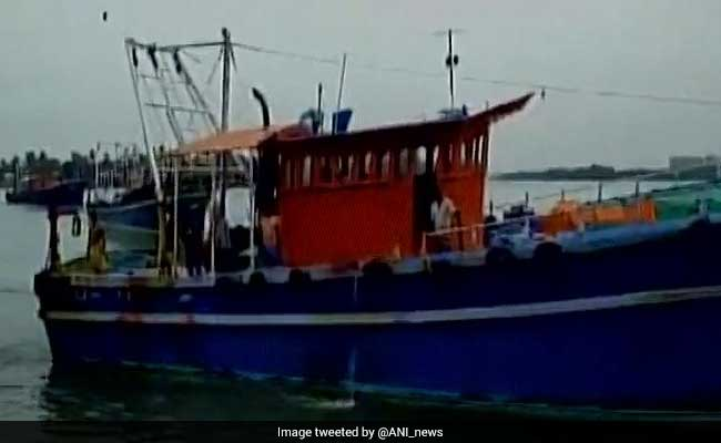 Three fishermen killed after ship from Panama hits boat off Kochi coast