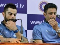 कोच-कप्तान विवाद : 'टीम के खिलाड़ियों को अनिल कुंबले ने बच्चों की तरह डांटा था ', सूत्रों ने दी जानकारी