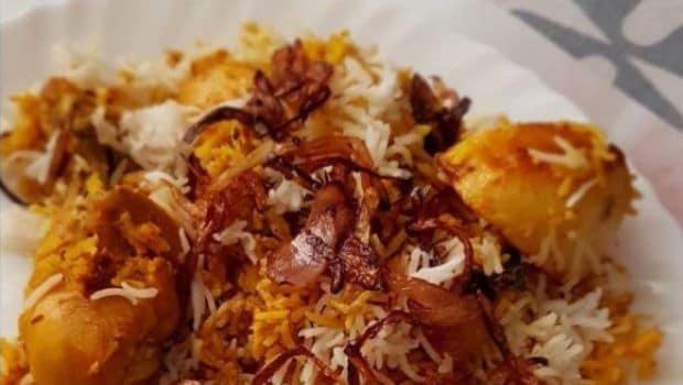 Kolkata Biryani: The Curious Case of Adding Potato in the Meaty Delicacy