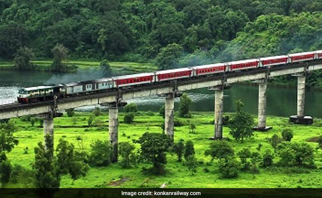 Konkan Railway Set To Expand With 21 New Stations Planned