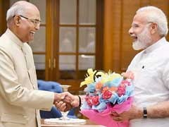 PM Modi Congratulates Ram Nath Kovind, Who Will Be India's 14th President