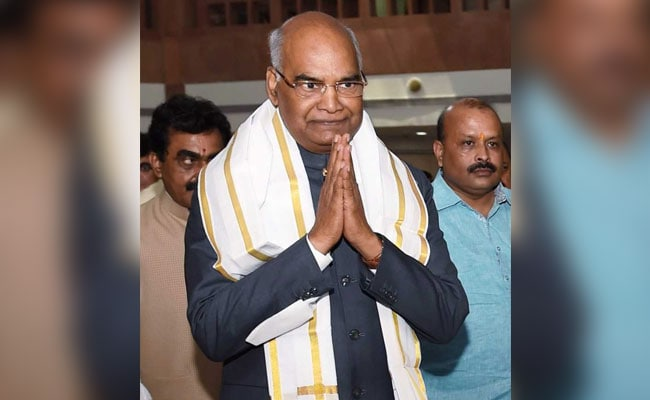 NDA President Nominee Ram Nath Kovind To Go On Nation-Wide Tour From June 25
