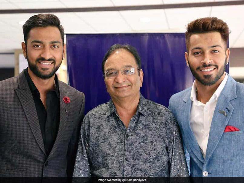 Dream Is To Play 2019 World Cup Alongside Hardik Pandya, Says Krunal
