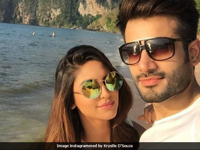 Is Krystle D'Souza Dating Karan Tacker? Here's A Relationship Status Update