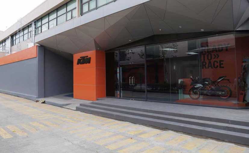ktm asia motorcycle manufacturing philippines