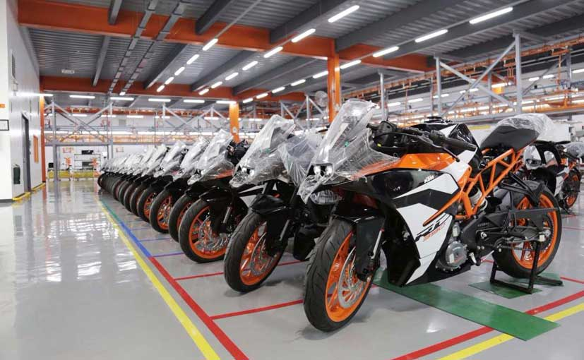 KTM Strengthens Asia Presence With Philippines Plant