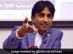 कुमार विश्वास ने ली चुटकी, UN से लौटे मुंह लटकाए, पाक-चाइना मिलकर गाएं, चल सिंधु में...