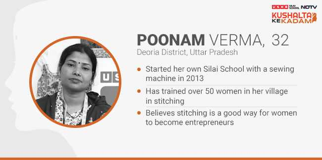 From Jobless To Creating Jobs, It's Been A Fulfilling Journey For Poonam Verma