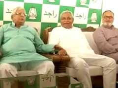 'Nitish Kumar Is No Saint' Shoots Off Team Lalu, Bihar Alliance Lurches