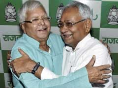 Lalu Yadav Is 70 Years Old? Nitish Kumar Doesn't Quite Agree