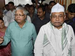 As Required, Nitish Kumar's Office Was Called Ahead Of Lalu Yadav Raids
