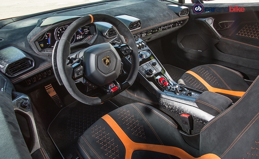 Lamborghini Huracan Performante Exclusive Review Ndtv