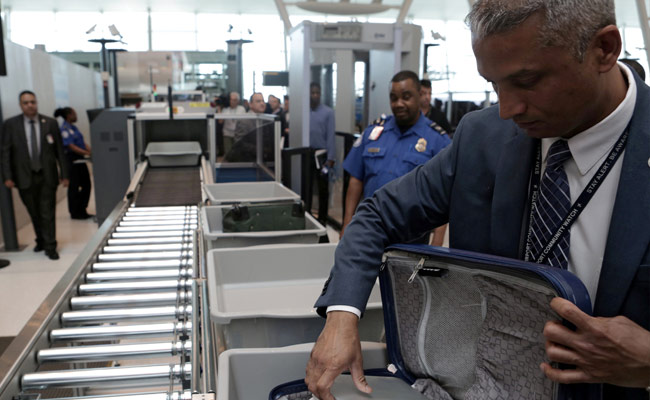 US To Toughen Airline Security, No Laptop Ban Expansion